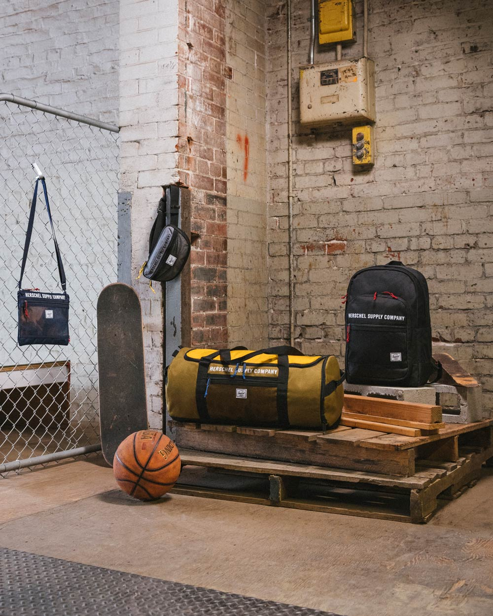 Vorgestellt: Herschel Supply Athletics