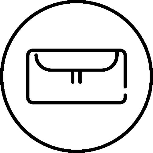 Merkmalssymbol U-förmiger Verschluss